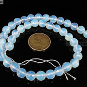 Natural-White-Opal-Gemstone-Faceted-Round-Beads-15039039-4mm-6mm-8mm-10mm-12mm-14mm-261318259874-ad15