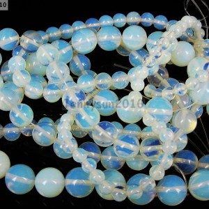 Natural-White-Opalite-Gemstone-Round-Beads-155-2mm-4mm-6mm-8mm-10mm-12mm-14mm-281198197908