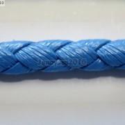 PU-Leather-Braid-Round-Rope-Hemp-Cord-Thread-For-Diy-Jewelry-Bracelet-Necklace-281181603659-81ac