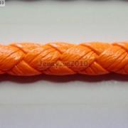 PU-Leather-Braid-Round-Rope-Hemp-Cord-Thread-For-Diy-Jewelry-Bracelet-Necklace-281181603659-83e2