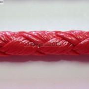 PU-Leather-Braid-Round-Rope-Hemp-Cord-Thread-For-Diy-Jewelry-Bracelet-Necklace-281181603659-8b94