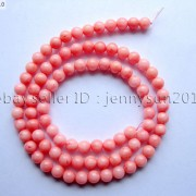 Pink-Natural-Coral-Gemstone-Round-Spacer-Beads-16039039-2mm-3mm-4mm-5mm-6mm-7mm-8mm-251083191765-5f44