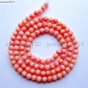 Pink-Natural-Coral-Gemstone-Round-Spacer-Beads-16039039-2mm-3mm-4mm-5mm-6mm-7mm-8mm-251083191765-79e4