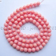 Pink-Natural-Coral-Gemstone-Round-Spacer-Beads-16039039-2mm-3mm-4mm-5mm-6mm-7mm-8mm-251083191765-bafa