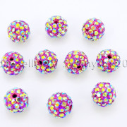 Premium-Czech-Crystal-Rhinestones-AB-Color-Pave-Clay-Round-Disco-Ball-Beads-10mm-371836140033-22b9