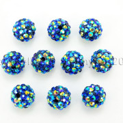 Premium-Czech-Crystal-Rhinestones-AB-Color-Pave-Clay-Round-Disco-Ball-Beads-10mm-371836140033-58f7
