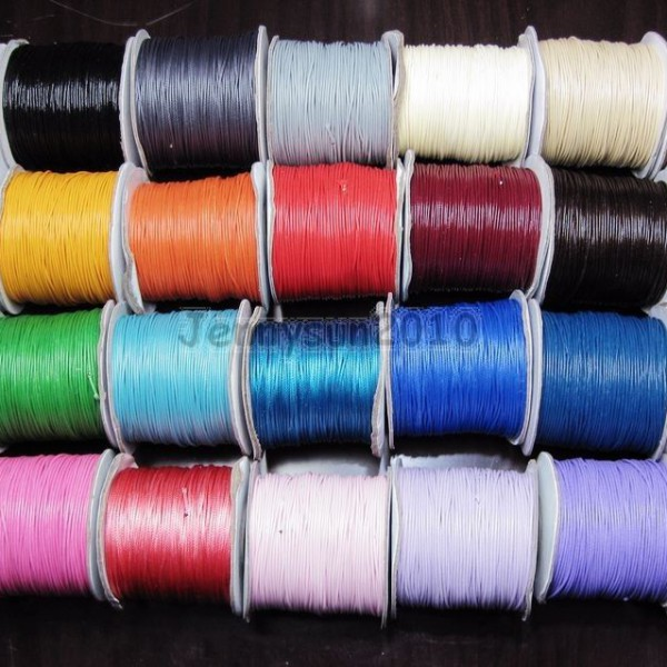 Quality-Korea-Wax-Corduroy-Cord-Thread-For-Diy-Jewelry-Making-Bracelet-Necklace-261294852172