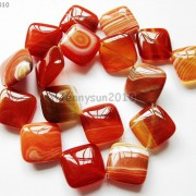 Red-Carnelian-Natural-Agate-Gemstone-Diagonal-Square-Loose-Beads-15039039-Strand-281162972188-4f21