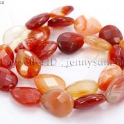 Red-Carnelian-Natural-Agate-Gemstone-Faceted-Flat-Teardrop-Loose-Beads-15039039-261280385485-353c