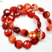 Red-Carnelian-Natural-Agate-Gemstone-Faceted-Round-Coin-Loose-Beads-15039039-Strand-370889122039-12a7
