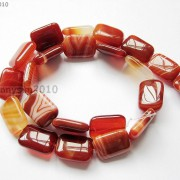 Red-Carnelian-Natural-Agate-Gemstone-Rectangular-Loose-Beads-15039039-Inches-Strand-281161813471-8246