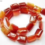 Red-Carnelian-Natural-Agate-Gemstone-Rectangular-Loose-Beads-15039039-Inches-Strand-281161813471-9625