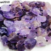 Rough-Natural-15mm-30mm-Clear-Amethyst-Quartz-Gemstone-Baroque-Beads-16-251108258595-3