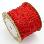 Satin-Silk-Braid-Rattail-Cord-Knotting-Thread-Rope-Beading-Jewelry-Design-Crafts-282081387476-21af