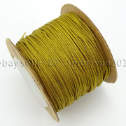 Satin-Silk-Braid-Rattail-Cord-Knotting-Thread-Rope-Beading-Jewelry-Design-Crafts-282081387476-2628