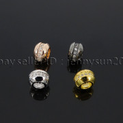 Single-Row-Zircon-Gemstone-Pave-Wheel-Beads-Bracelet-Connector-Charm-Beads-282284343058-4