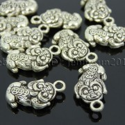 Tibetan-Silver-Connector-Metal-Spacer-Charm-Beads-Jewelry-Design-Findings-Crafts-371492141803-9776