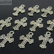 Tibetan-Silver-Connector-Metal-Spacer-Charm-Beads-Jewelry-Design-Findings-Crafts-371492141803-a880