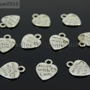 Tibetan-Silver-Connector-Metal-Spacer-Charm-Beads-Jewelry-Design-Findings-Crafts-371492141803-cd42