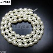 Top-Quality-Czech-Glass-Pearl-Pear-Teardrop-Loose-Beads-155039039-White-Cream-Black-261124932854-e873