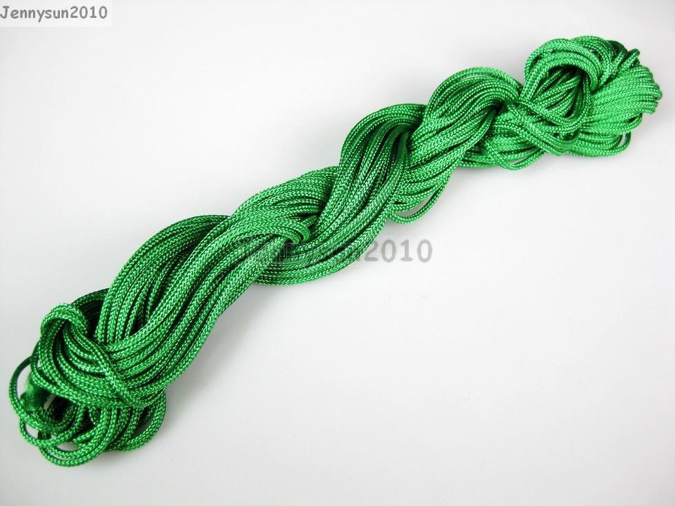 macrame cord woven macrame cord thread for diy bracelet or necklace 1427