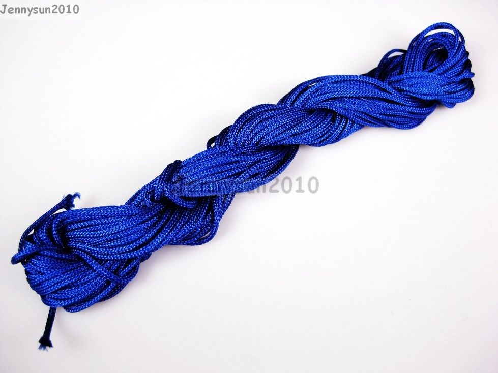 macrame cord woven macrame cord thread for diy bracelet or necklace 8477
